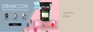 STYLINE CERAMIC COAT 0109A NEUTRALNY 2,5L