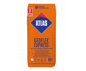 Klej ATLAS GEOFLEX EXPRESS 25KG C2FT