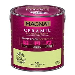 MAGNAT CERAMIC Zielony Diament C41 - 5l