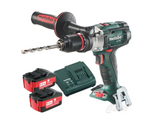 METABO Wkrętarka AKU BS 18LTX BL 2x5,2Ah QuickBOX