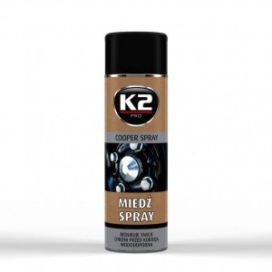 K2 MIEDŹ SPRAY 400ml