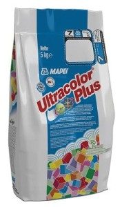 Fuga MAPEI Ultracolor Plus 111 Srebrny 5kg