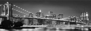 Fototapeta Komar 4-320 Brooklyn Bridge 368x127
