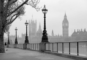 Fototapeta Komar 142 London Fog 366x254
