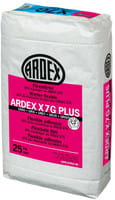 Klej ARDEX X7G PLUS 25 kg C2TES1