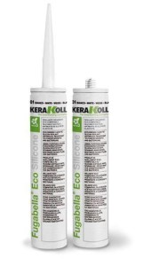 Silikon KERAKOLL Fugabella Eco Antracytowy 05 310ml