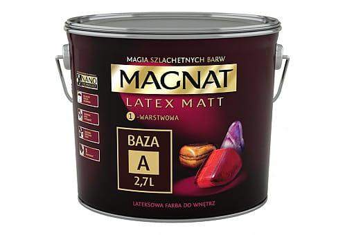 Magnat Style Farba Latex Matt Baza A 45l
